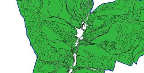 Estado previo catastral de zona a Agrupar. Roncal 2010